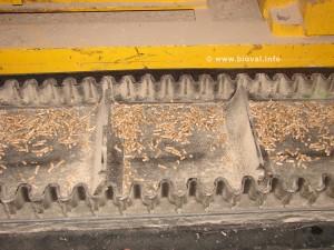 Fabrication des granulés